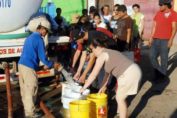 Descartado posible desabastecimiento de agua en Cali