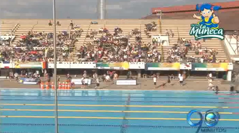 Gran asistencia de público a los escenarios de los JJ. MM. Cali 2013