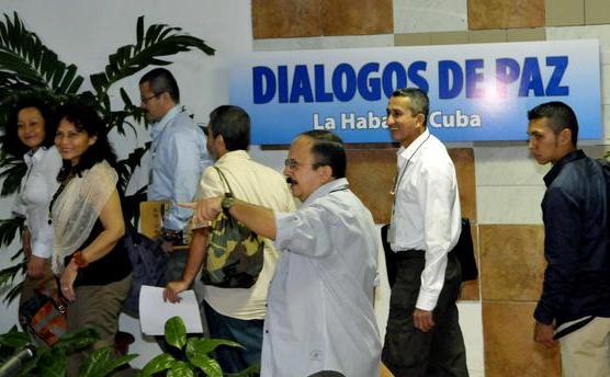 Inicia nuevo ciclo de diálogos entre gobierno y Farc en Cuba