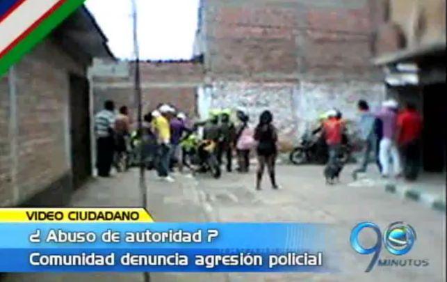 Policía implicado en presunto abuso de poder