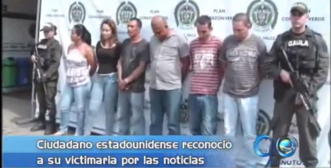 """Víctima de escopolamina reconoce a mujer """"gancho"""" de Los Wong"""