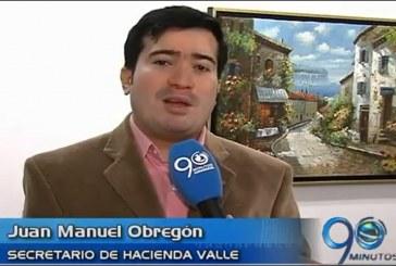 Gobernación del Valle solicitó a la Asamblea las vigencias futuras