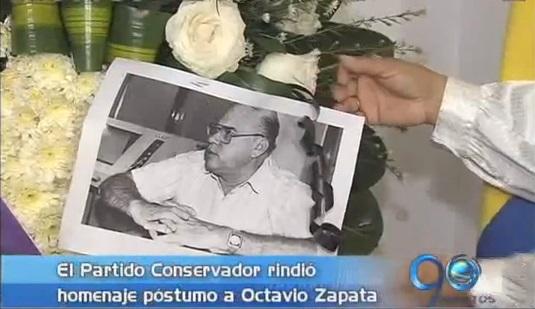 Medicina Legal confirmó identidad del excongresista Octavio Zapata