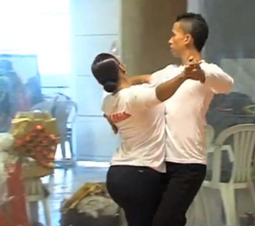 El talento caleño deslumbrará en las competencias de baile deportivo