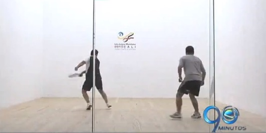Juegos Mundiales 2013: conozca las reglas del racquetball