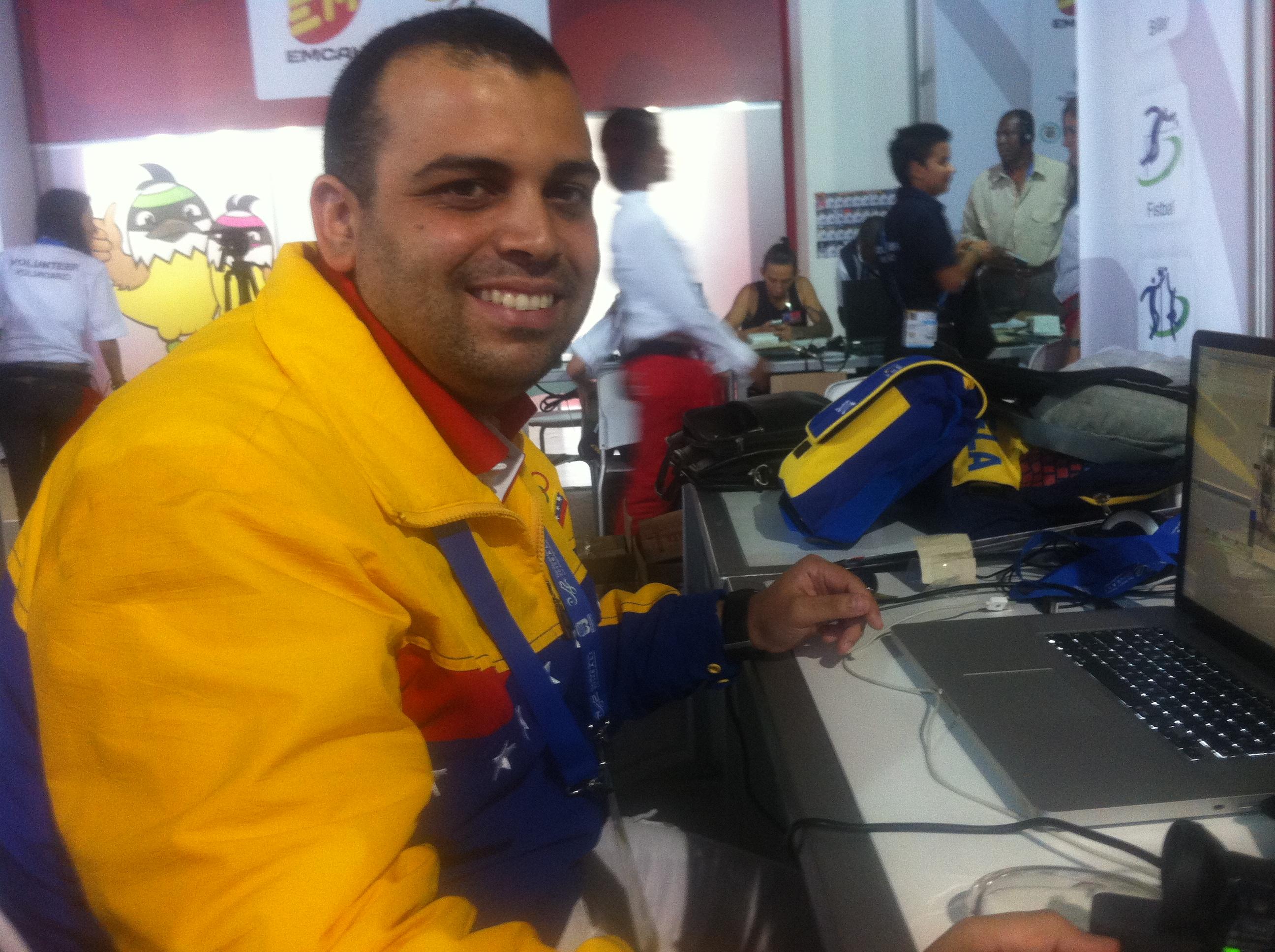 El periodismo venezolano también se ha contagiado de los JJ. MM. Cali 2013
