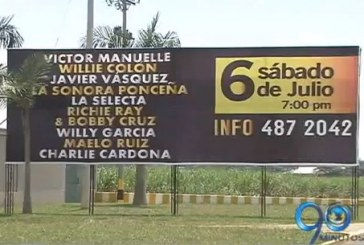 Habló Ómar Vega, empresario del concierto del Rumbódromo del Sur