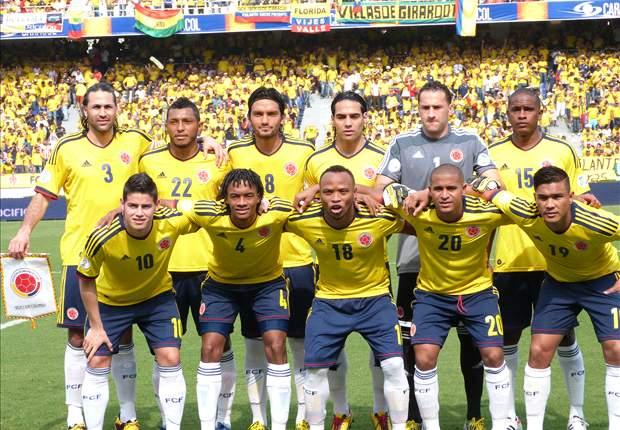 Por primera vez, Colombia es la tercera mejor selección  de fútbol  del mundo