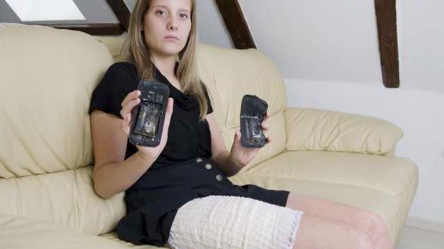Joven culpa a Samsung por explosión de su teléfono
