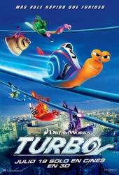 Turbo, un caracol que triunfa a la velocidad de sus sueños