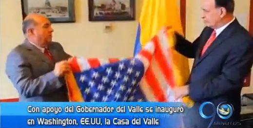 Se inauguró la Casa del Valle en Washington, EE.UU