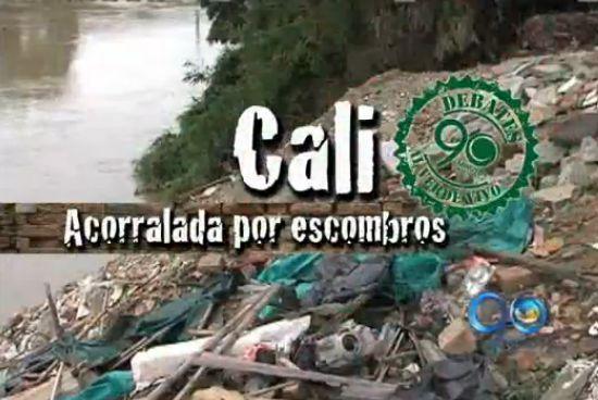 Informe Especial: Cali, acorralada por escombros