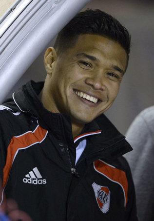 Video: Teófilo Gutiérrez se estrenó con gol en River Plate