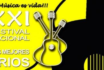 XXI Festival Nacional de los Mejores Tríos
