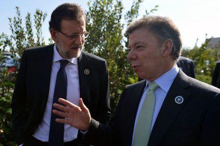 Presidente de España pedirá a la Unión Europea no exigir visa a los colombianos