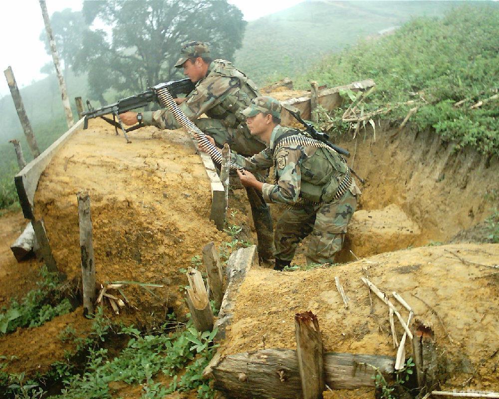 Por ataque  en Cauca murieron 2 militares y 5 más resultaron heridos.