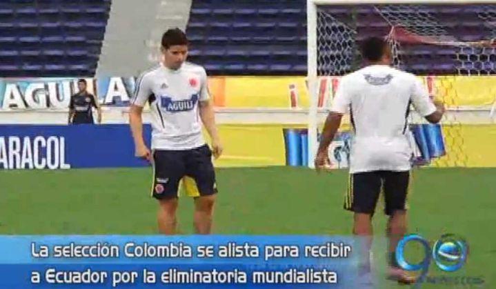 Posibles convocados a la Selección Colombia para el partido ante Ecuador