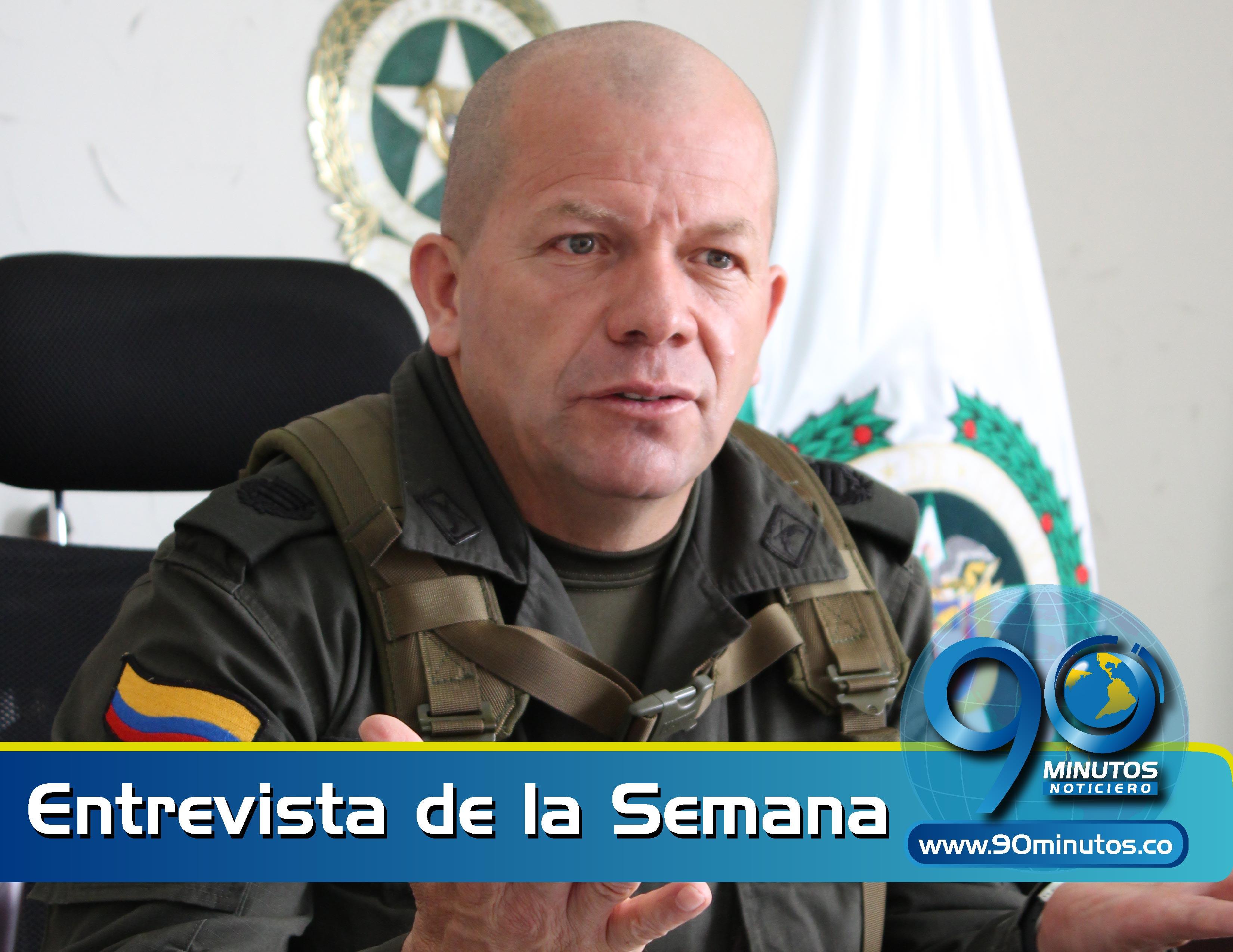 """Paro Agrario: """"La situación en el Cauca es de relativa calma pero toca esperar a ver cómo evoluciona"""", Coronel Alarcón."""