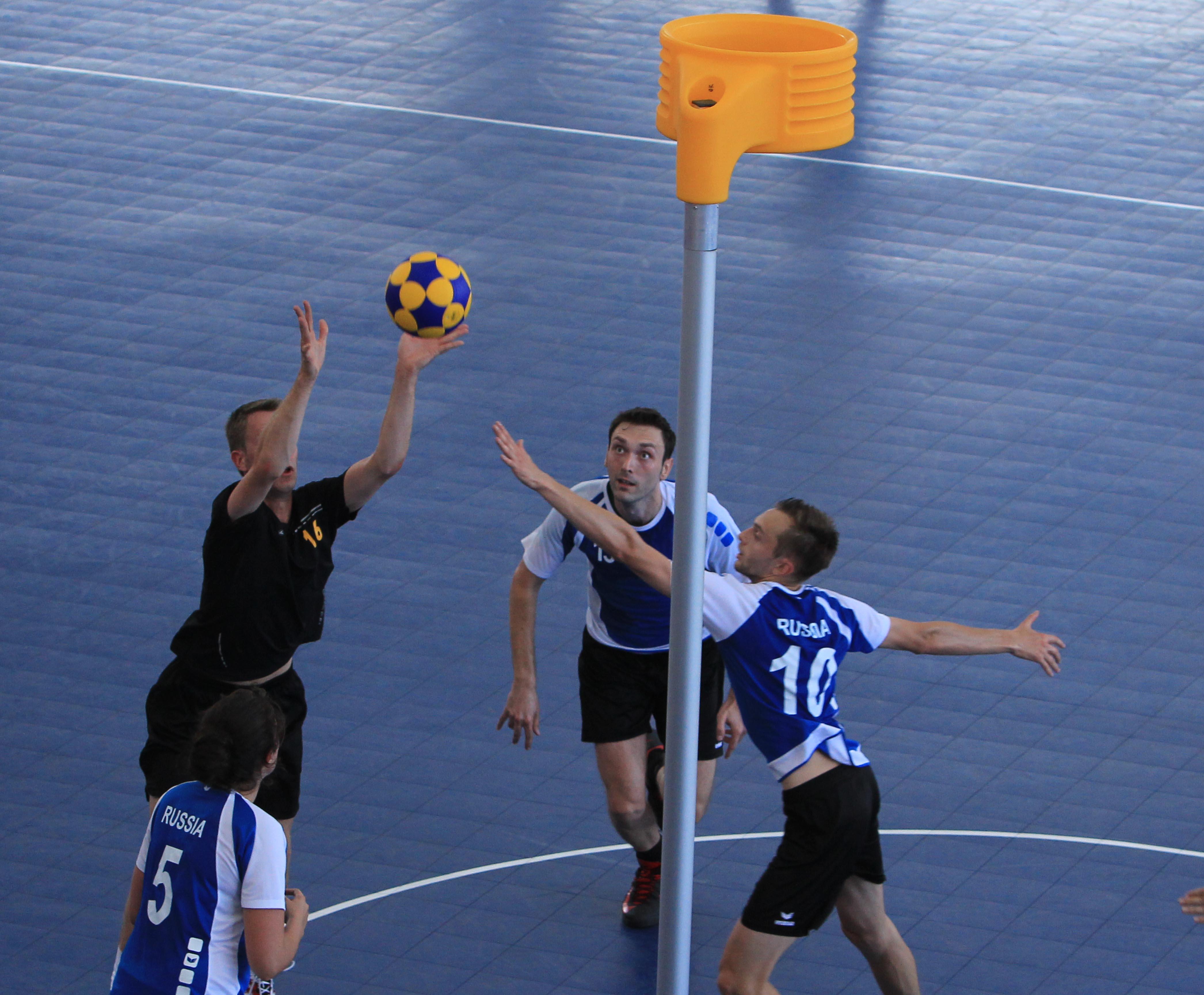 """Korfball el """"primo"""" del baloncesto inicia competencias en JJ. MM."""