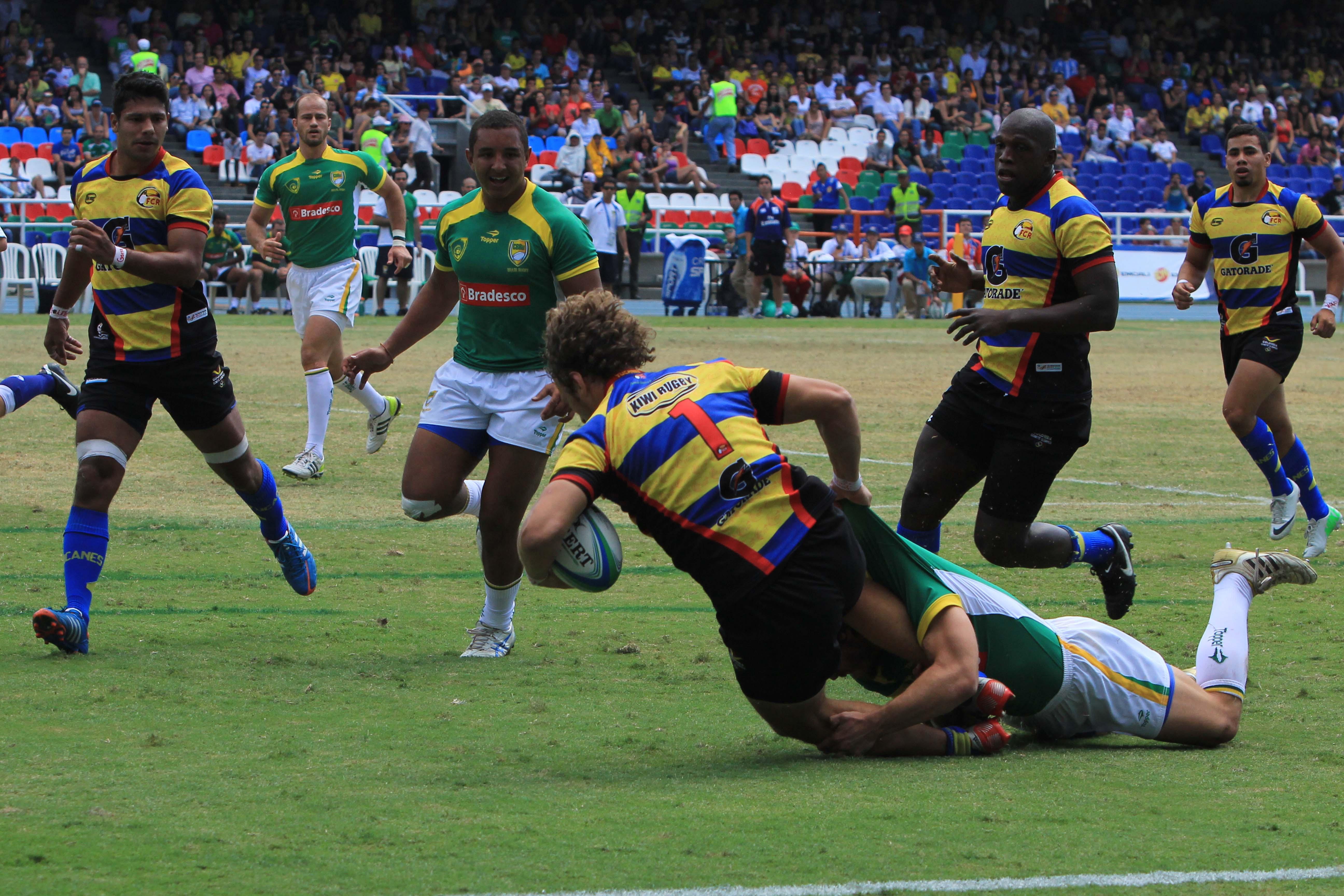El rugby 7 se despide de los Juegos Mundiales con oro para Sadáfrica