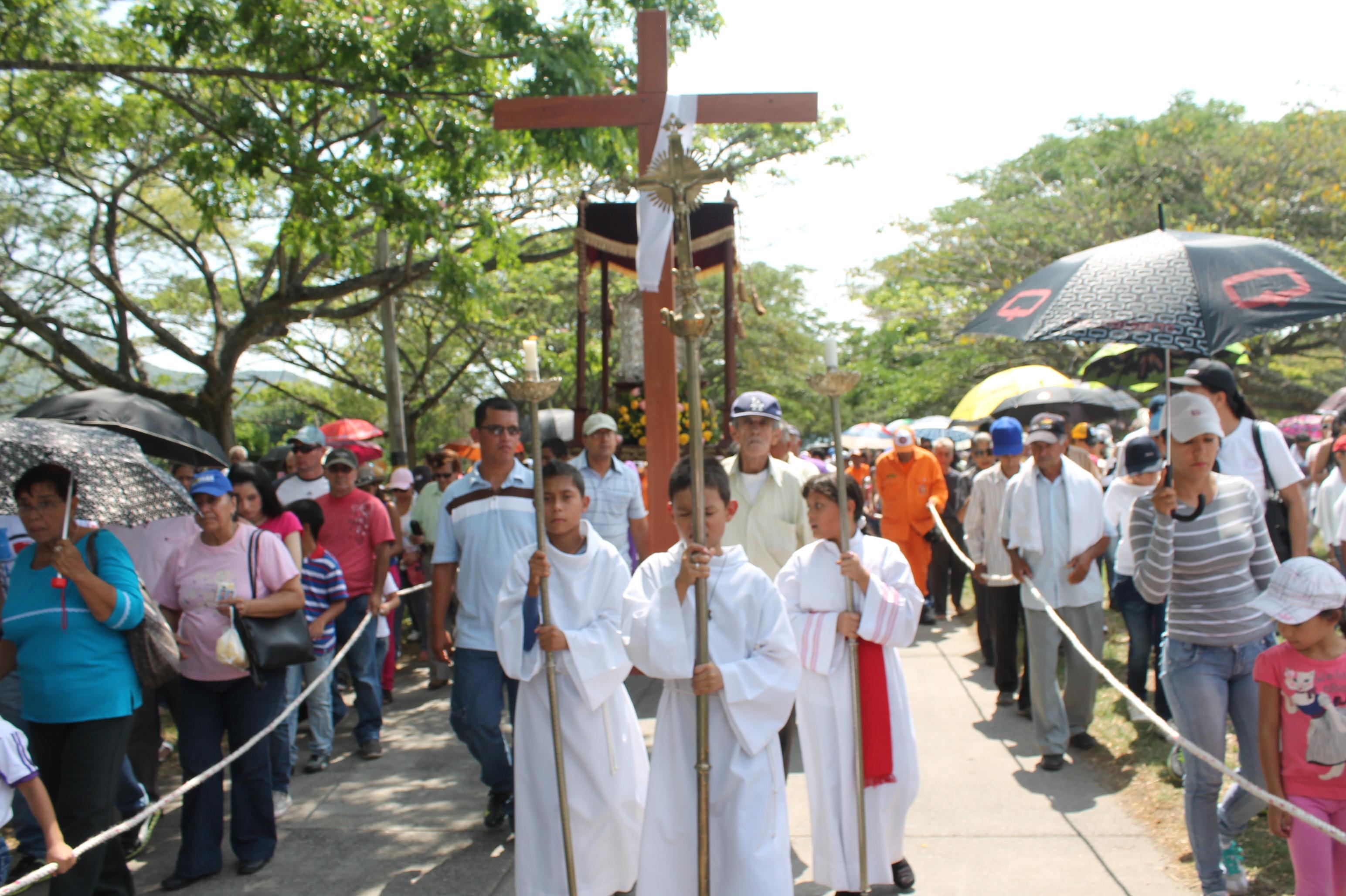 Ricaurte celebra sus tradicionales fiestas del Divino Ecce Homo