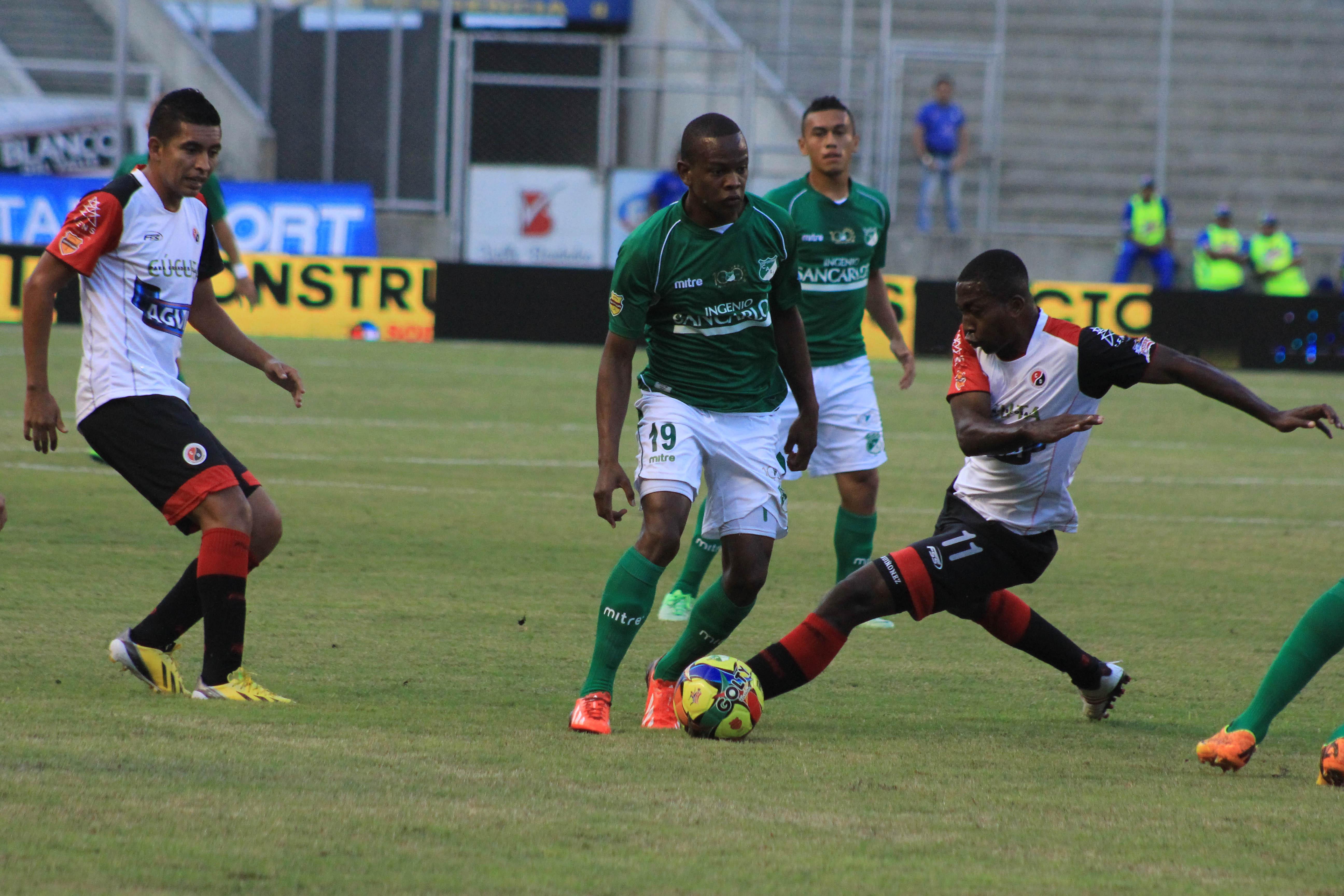Deportivo Cali derrotó al Cúcuta 2 – 1 en casa