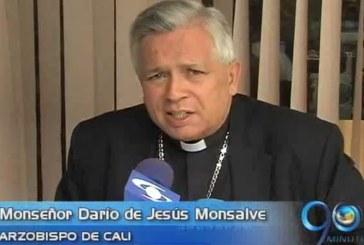Arzobispo de Cali propone que ELN entre a mesa de dialogos en la Habana