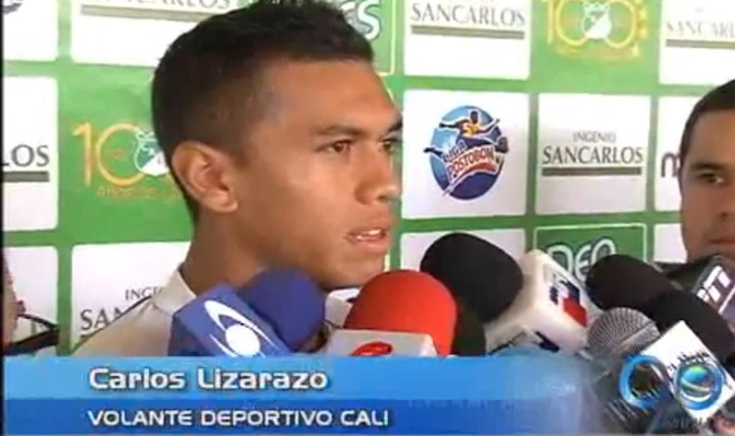 Carlos Lizarazo se destaca en el mediocampo verdiblanco