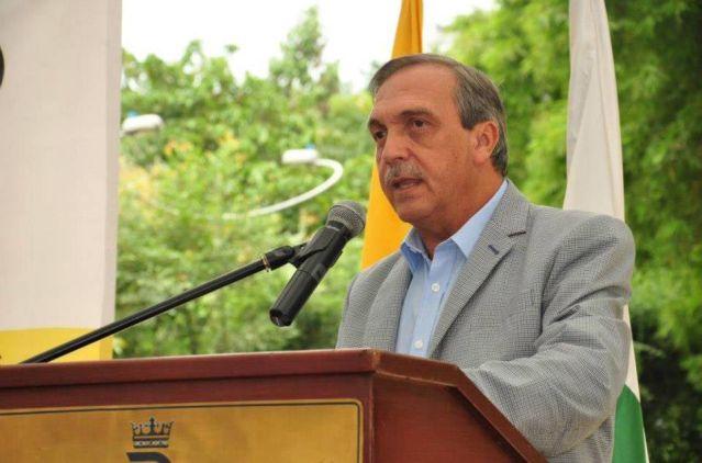 Exgobernador Ramos fue capturado por nexos con AUC