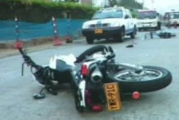 Motociclista presuntamente embriagado mató un ciclista