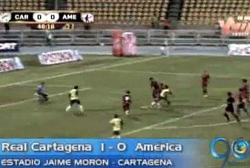 América de Cali perdió partido ante Real Cartegena en tornero de la B