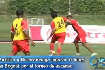 América de Cali jugará en Bogotá su partido ante Bucaramanga