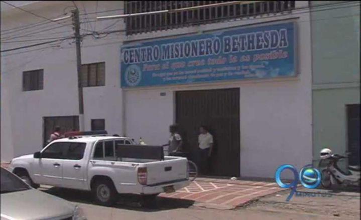 Asesinan a una mujer dentro de iglesia cristiana, al oriente de Cali
