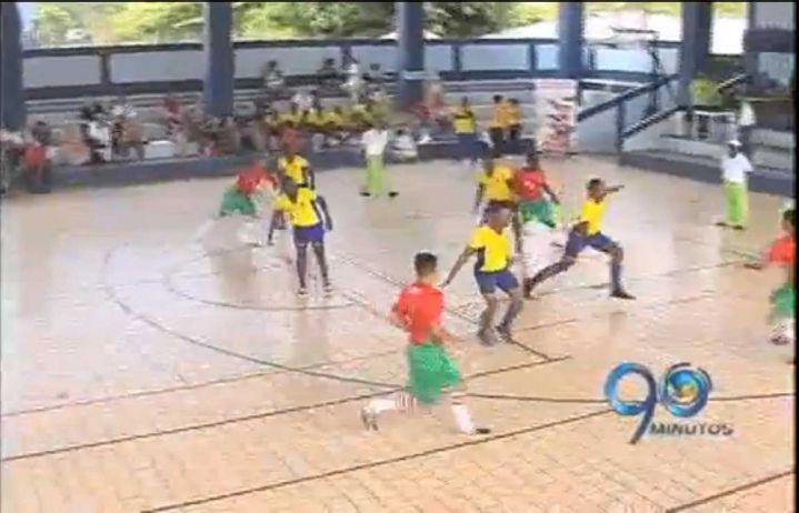 Exhibición de balonpesado, deporte autóctono colombiano