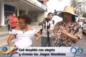 Cali le cumplió a Colombia y al mundo con los Juegos Mundiales