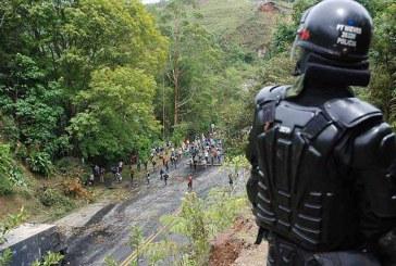 Desbloqueadas vías de Catatumbo