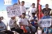 Manifestantes del Cauca exigen regulación de precios a los insumos agrarios