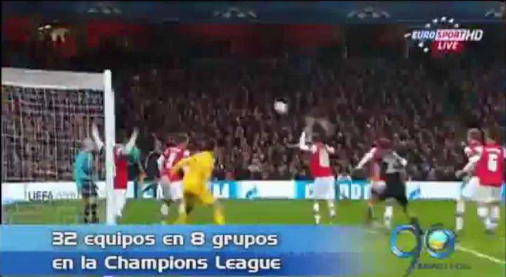 UEFA realizó sorteo de la Champions League 2013-2014