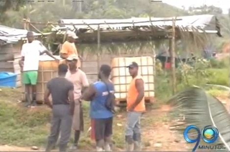 Secuestrado ex gobernador de Chocó