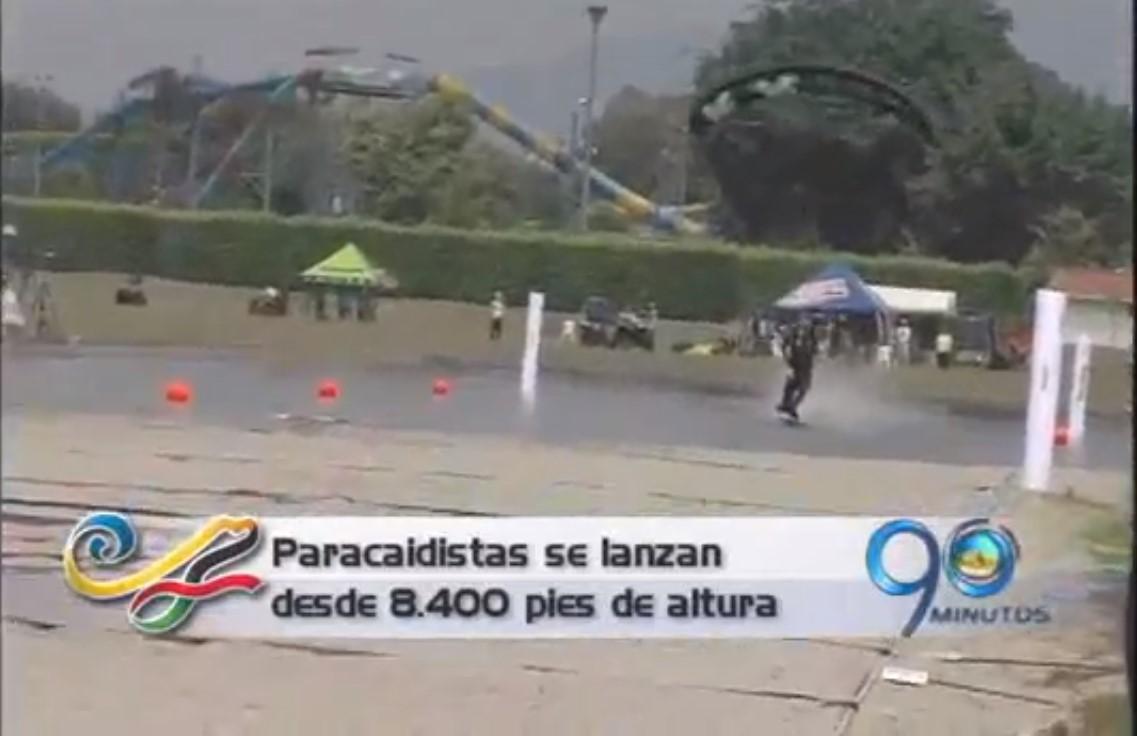"""Deportes aéreos ya """"vuelan"""" en la Escuela Militar de Aviación"""
