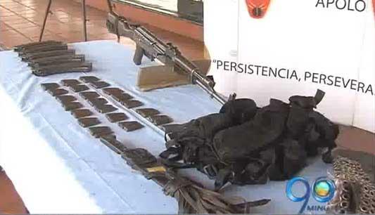 Ejército desmantela complejo cocalero en el norte del Cauca