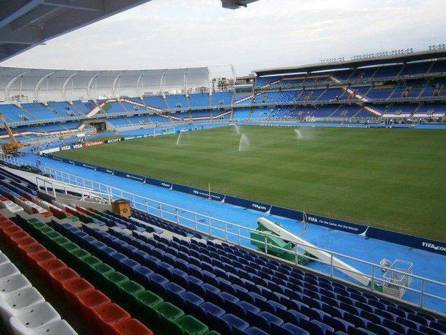El Estadio Pascual Guerrero está ahora como nuevo