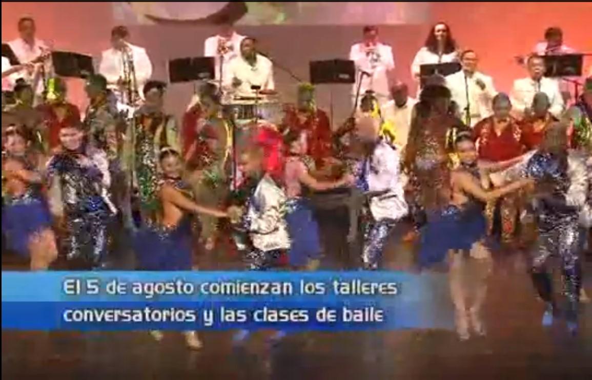 Comienza el Festival Mundial de Salsa