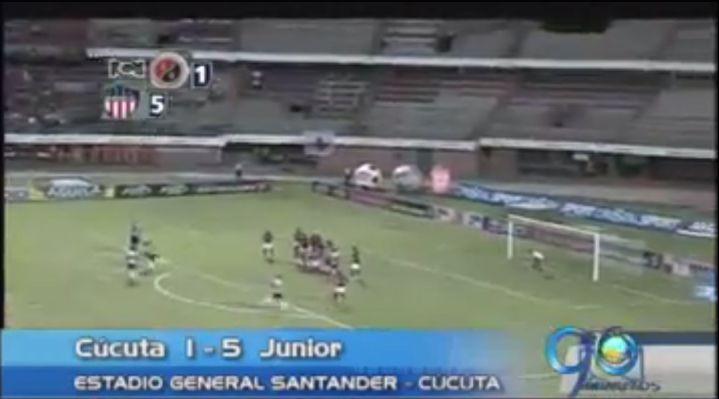 Balance general de los goles de la quinta jornada del fútbol colombiano