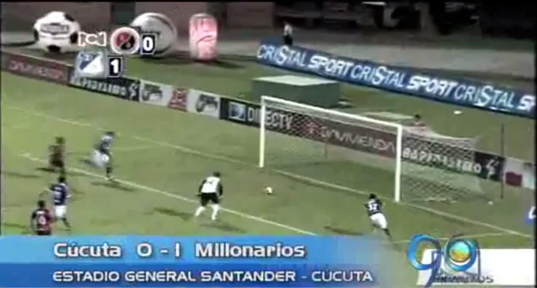 Los goles de la fecha 7 de la liga colombiana