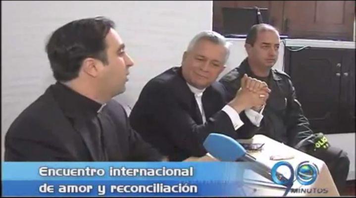 Iglesia Católica prepara encuentro internacional de amor y reconciliación