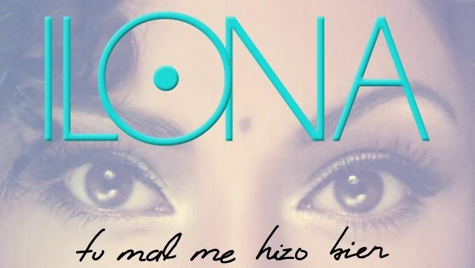"""Ilona regresa al mundo musical con """"Aquí y ahora"""""""