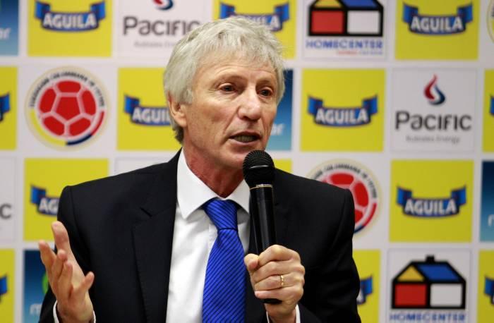 Pekerman, ya convocó los 22 jugadores para el amistoso contra Serbia