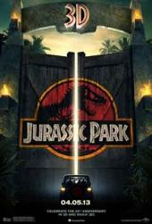 Llegan los rugidos de Jurassic Park 3D a las carteleras de cine