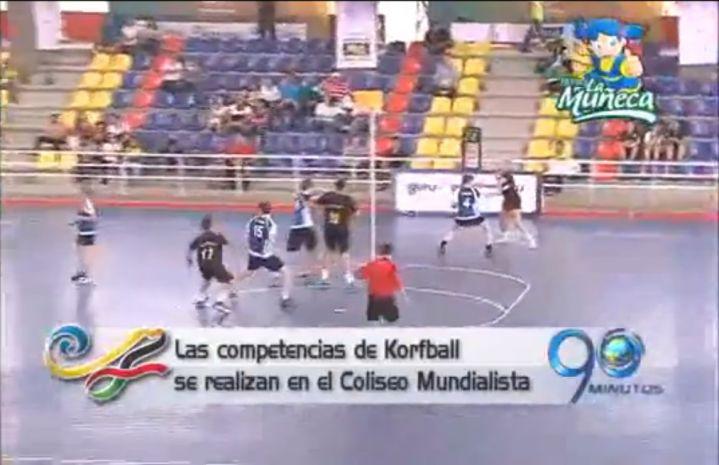 Se inició el deporte del Korfball